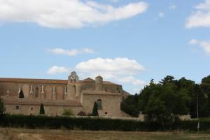 """La """"Cathédrale des Vignes"""""""