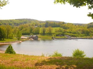 Lac de la Raviège - plateau des lacs