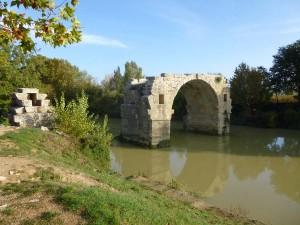 Pont Ambroix - Ambrussum