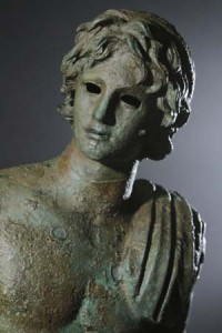 Statue de l'Ephèbe
