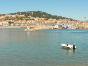 Kayak à Sète © S. Lucchese