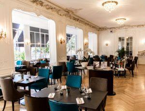 Restaurant la Closerie © Hôtel Océania Métropole****
