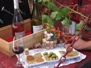 Produits du terroir et vins © Mas Brunet